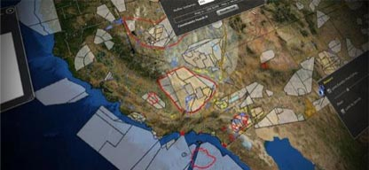 Geographic Information Systems (GIS) Services